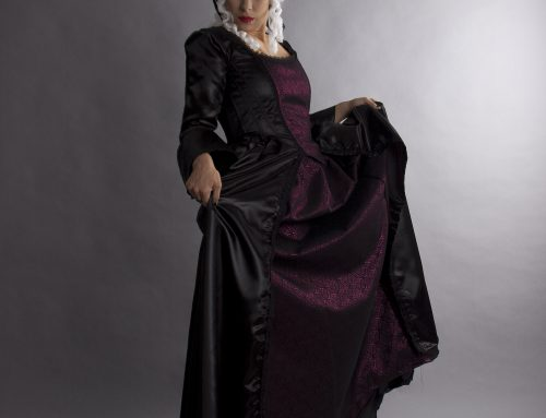 Kleid Nebula Vinum