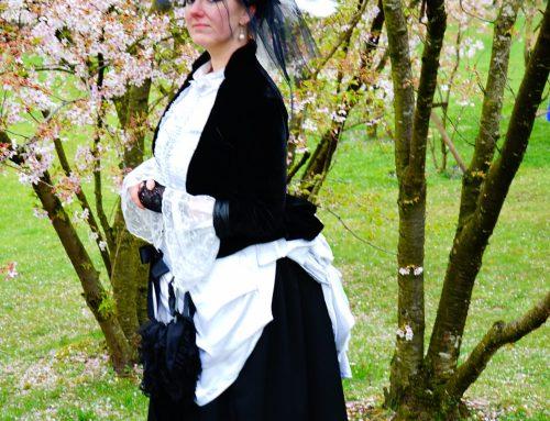 Viktorianisches Outfit
