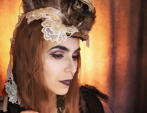 Steampunk Headdress